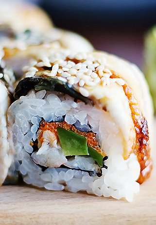 O Catering Corporate Catering Sushi